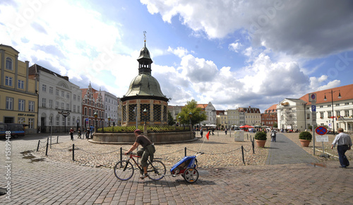 Wismar, Route der Backsteingotik