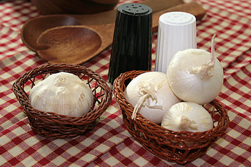 Fatherэы Day Onion, garlic