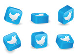 Three-Dimensional Twitter Blocks