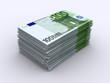 100 Euro Stapel