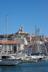 The Old Port, Marseille, France
