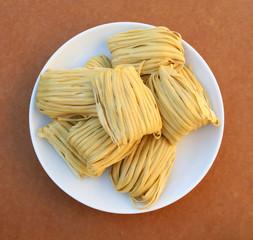 Cantonese Egg Noodles