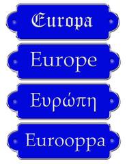 placa europa