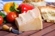 Grana stagionated cheese