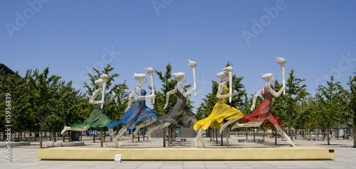 Aluminium Beijing Olympic Games, Beijing, 2008