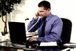 Stressful Phone Call