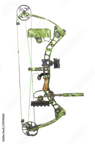 Compound bow - 15946861