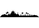 Orient Silhouette