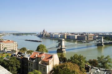 Il Danubio a Budapest - Hungary