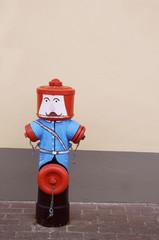Feuerwehr Hydrant