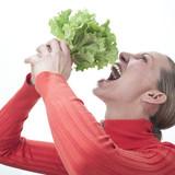 femme nutrition vitalité poster