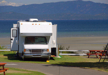 Oceanside Camping