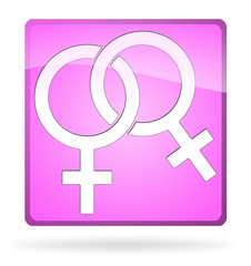 icona omosessuale donna