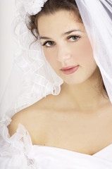 Junge Braut