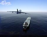 Fototapety The cargo ship