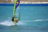 Windsurfing in Alacati