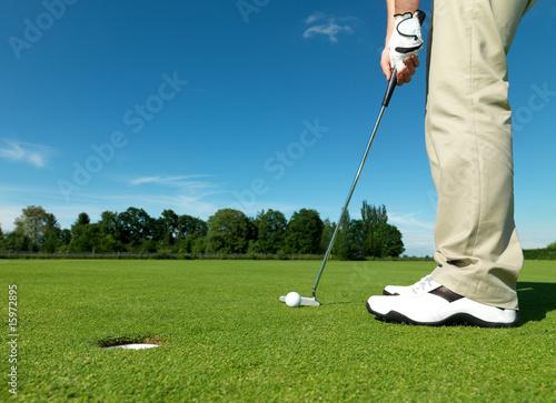 Golf Sommersport
