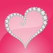 婚礼花框 - 浪漫温馨系列