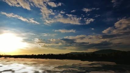 Lake reflex