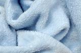 Soft Blue Baby Blanket