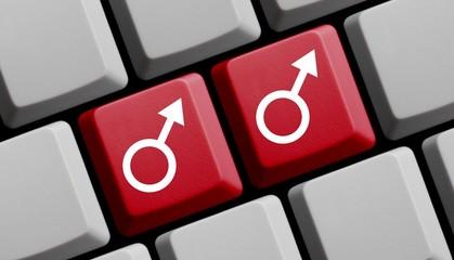 Männer + Männer online