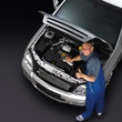 Werkstatt Auto Mechaniker 001