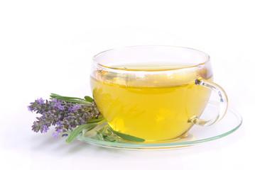 Tee Lavendel - lavender tea 01