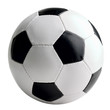 Soccer-ball isolated