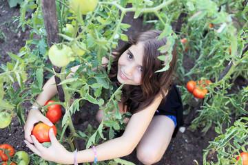 Jardinnage...