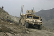 Humvee on Patrol in Afghanistan - 16020033