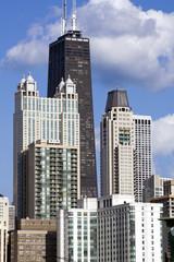 John Hancock Building area