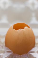 Uovo fresco da bere