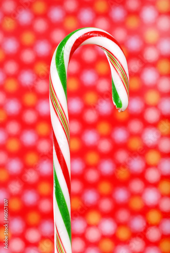 striped candy cane