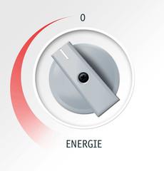 Drehschalter energie