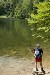 Wandern - Feldbergsee - Schwarzwald
