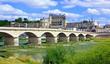 Leinwandbild Motiv pont d'Amboise