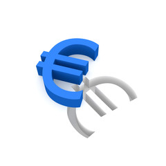 Euro sliced