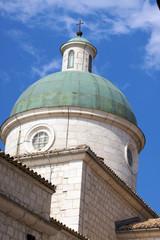 cupola chiesa a Montecassino