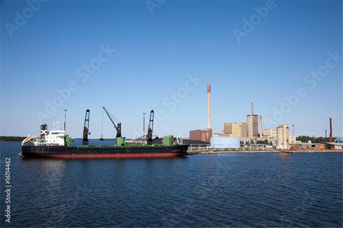 Cargo ship - 16114462