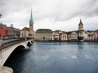 Zürich Fraumünster