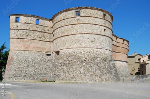 Castello Medioevale di Sassocorvaro - Marche - Italia - 16117809