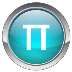 """PI"" button (mathematics constant number theory trigonometry)"