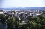 Switzerland, Zurich, cityscape