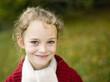 Deutschland, Schwäbische Alb, Porträt Mädchen