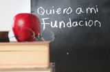 Spanish class poster