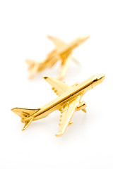 Two Golden Planes