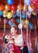 Couple in a nightclub having fun and laughing