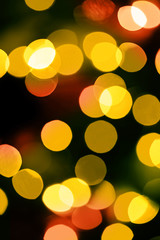 Festive Light Background