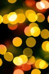 Festive Light Background