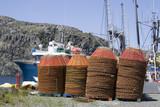 Newfoundland Crab Pots poster